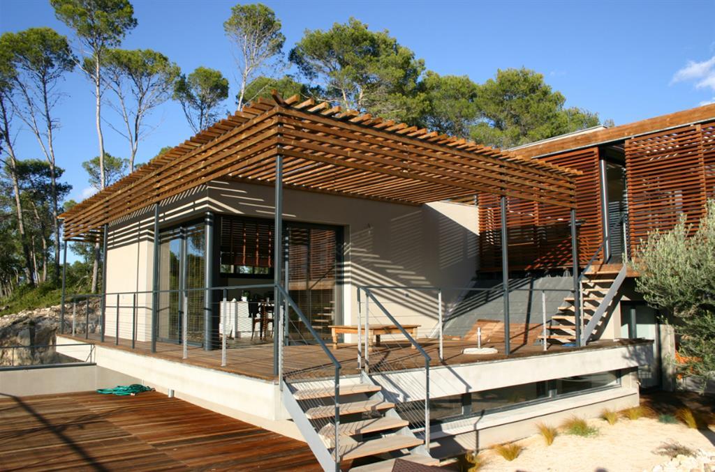 Amu00e9nager une terrasse en bois par Marion Arnoud-Loherst - domozoom ...