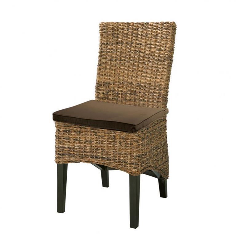maisons du monde chaises good chaise de bar en rotin et bois blanc tradition maisons du monde. Black Bedroom Furniture Sets. Home Design Ideas