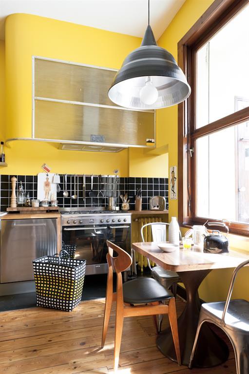 Cuisine colorée : Des idées pour mettre de la couleur en cuisine ...