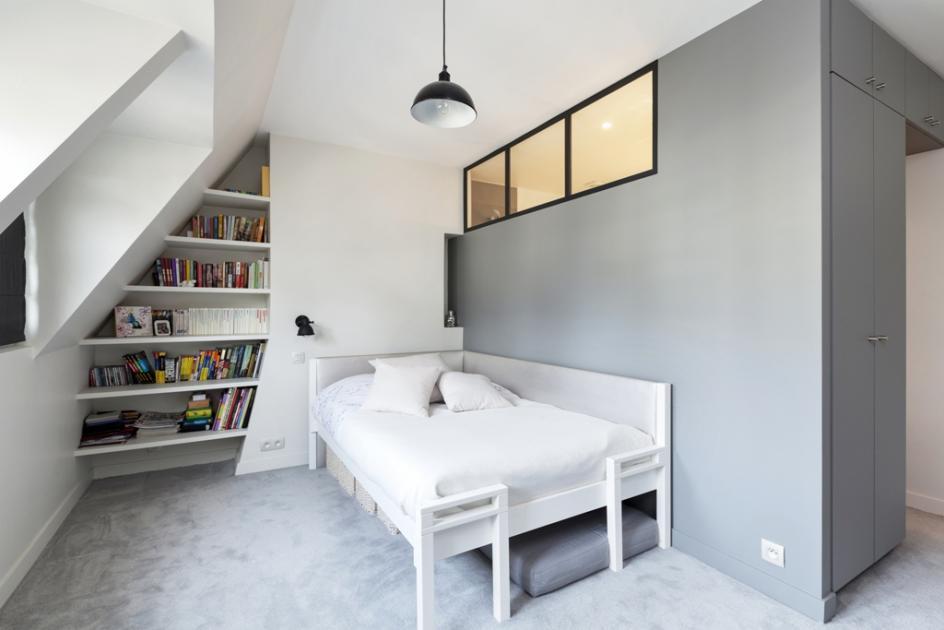 Des solutions esth tiques pour apporter de la lumi re for Petite chambre sans fenetre