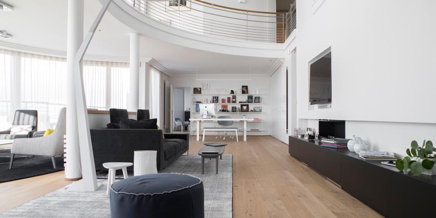 Réaménagement d'un appartement