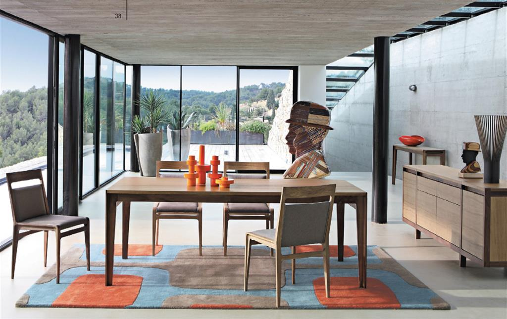 Best Table Salle A Manger Contemporaine Roche Bobois Idees - Photos ...
