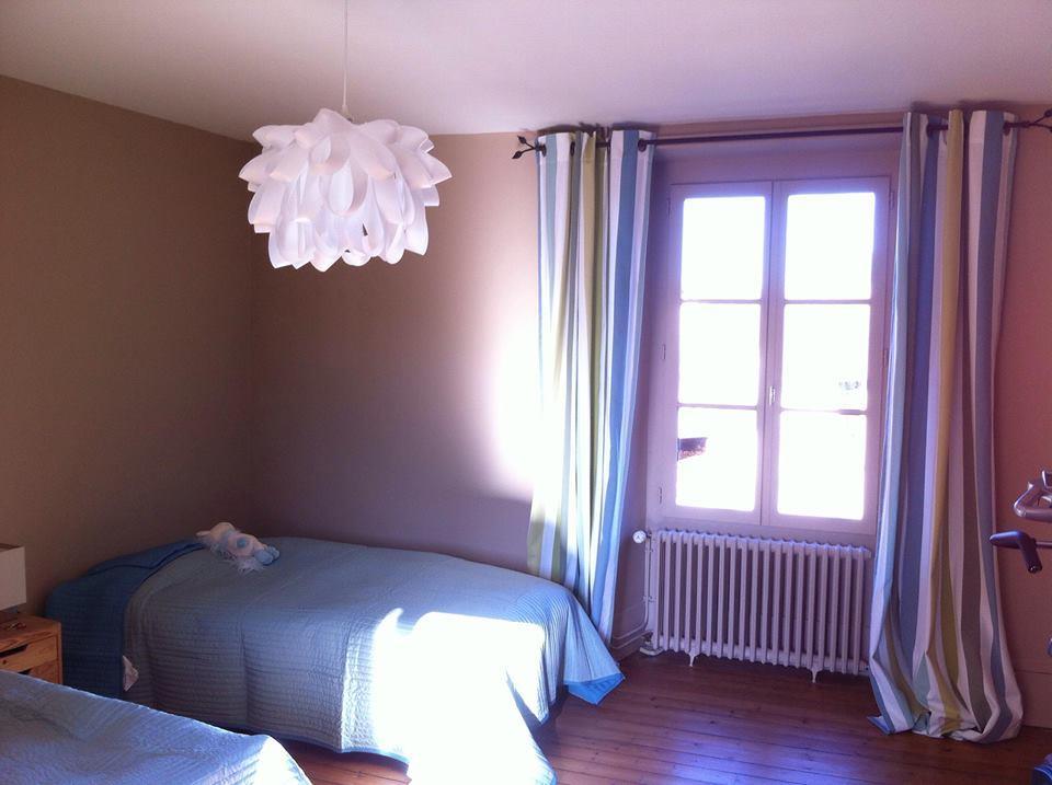 Peinture mate r alis e dans une chambre et remise en tat d 39 un parquet - Peinture dans une chambre ...
