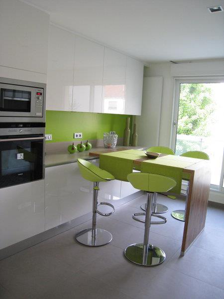 Conravcom Meuble Salon En Bois - Meuble cuisine blanc pour idees de deco de cuisine