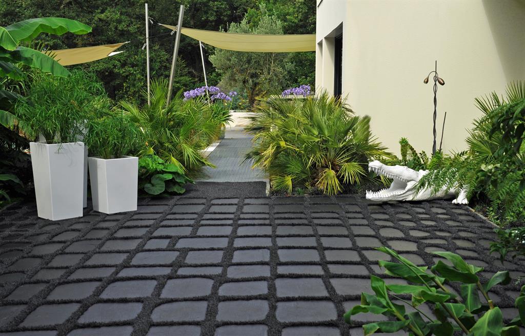 Jardinières Pyramidales pour une décoration Jungle Chic