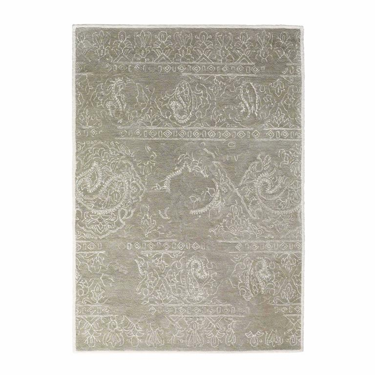 tapis poils courts en laine beige 140 x 200 cm artefact. Black Bedroom Furniture Sets. Home Design Ideas