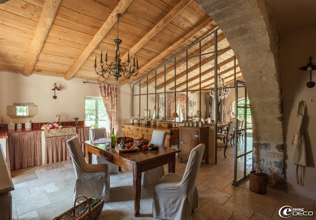 Maison de famille infiniment d co photo n 65 domozoom for Maison charme et tradition