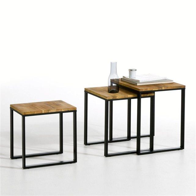 Tables basses et consoles - Table de salon gigogne ...