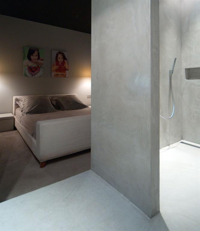 Douche l 39 italienne la douche tendance des salles de for Salle bain design italienne