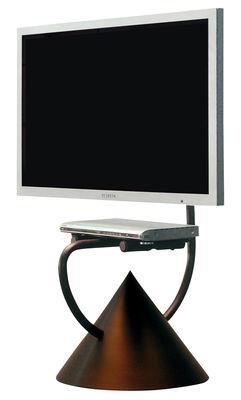Meuble Tv Hzps Support Universel Pour Ecran Plat Zeus Bronze