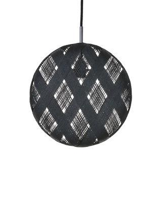 Suspension Chanpen Diamond / Ø 36 cm - Forestier noir en tissu
