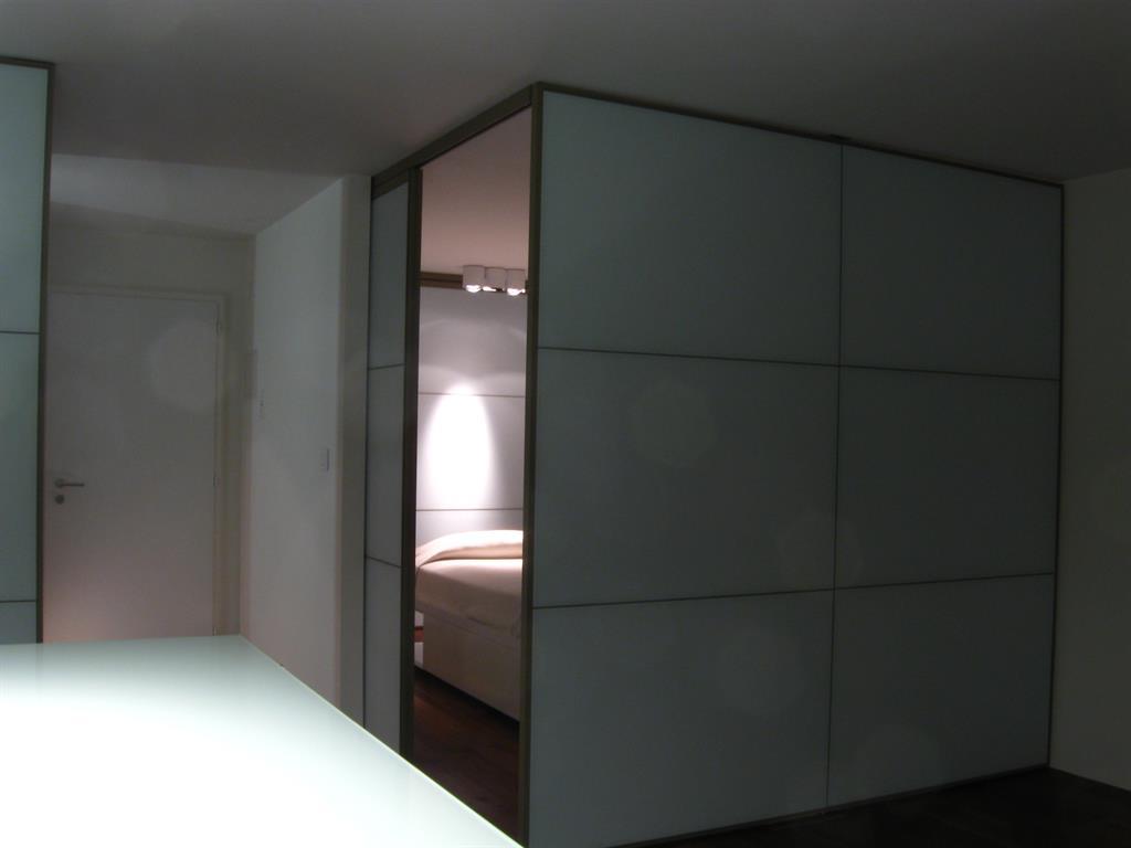 Chambre adultes minimale dh architecture design sa for Architecture minimale