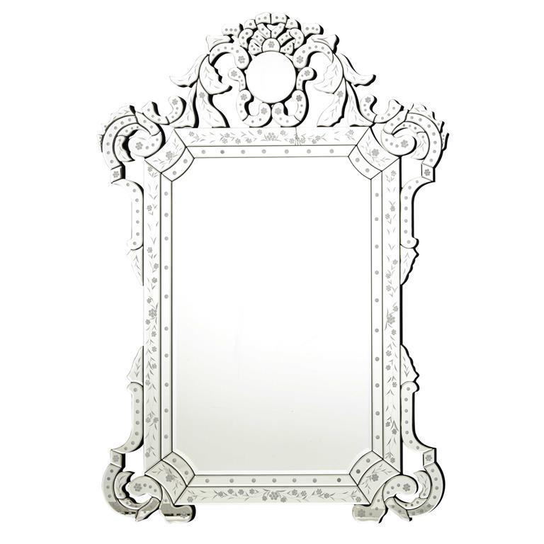 Miroir vénitien H 141 cm CASANOVA Maisons du monde