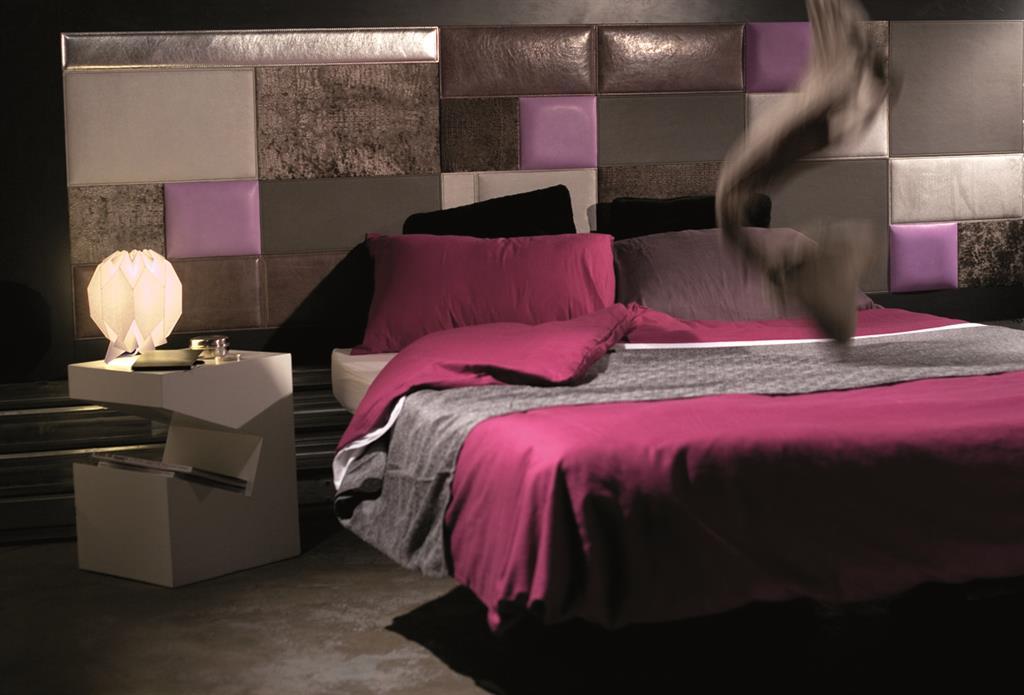 Le design sempare des têtes de lit par Marion Arnoud