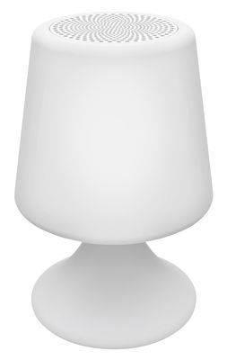 Enceinte lumineuse Bluetooth Handy Small OUTDOOR / Lampe RGB - H 26