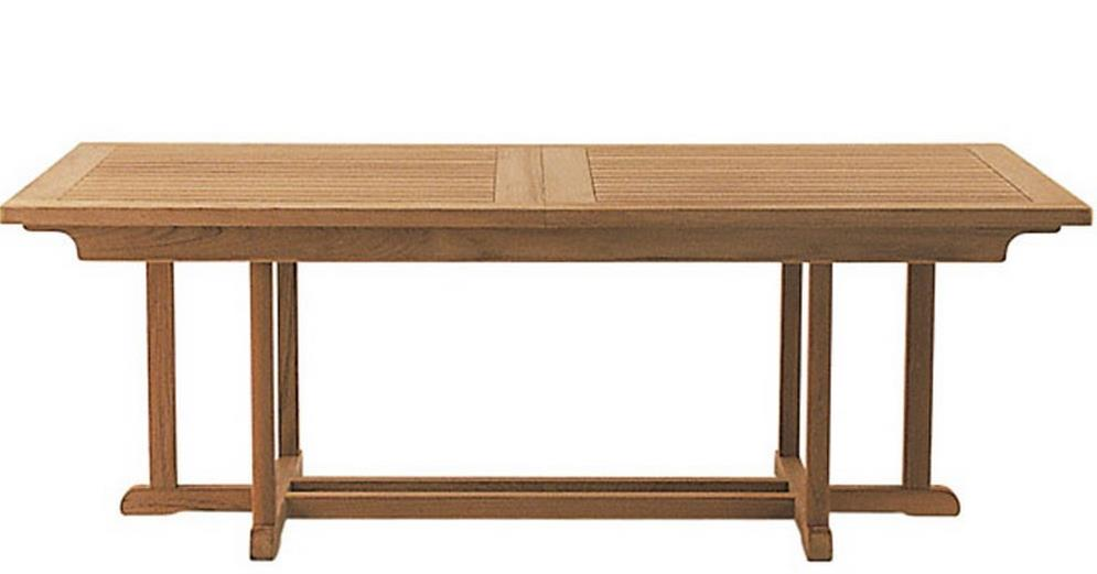 Tables - Table de jardin moderne ...