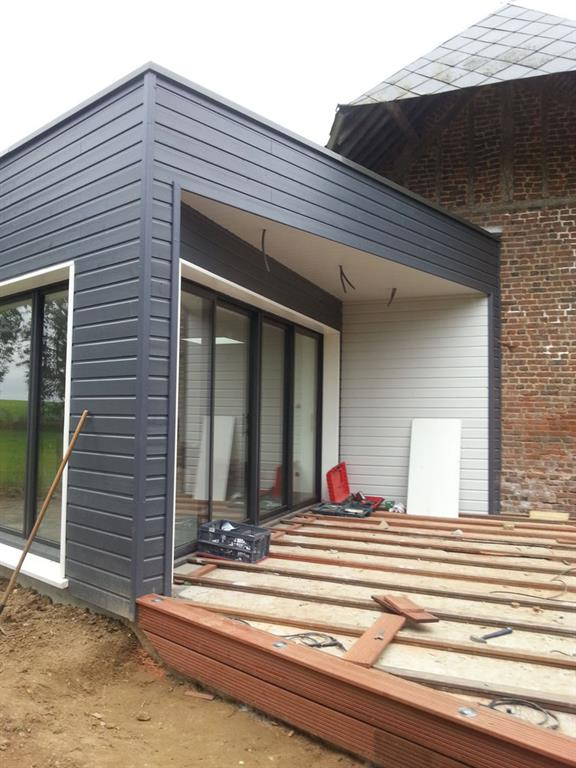 Extension for Panneau hpl exterieur
