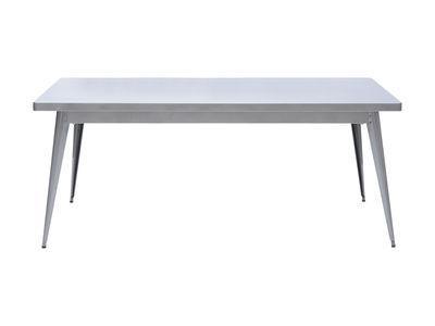 Table 55 / 130 x 70 cm - Pieds métal - Tolix