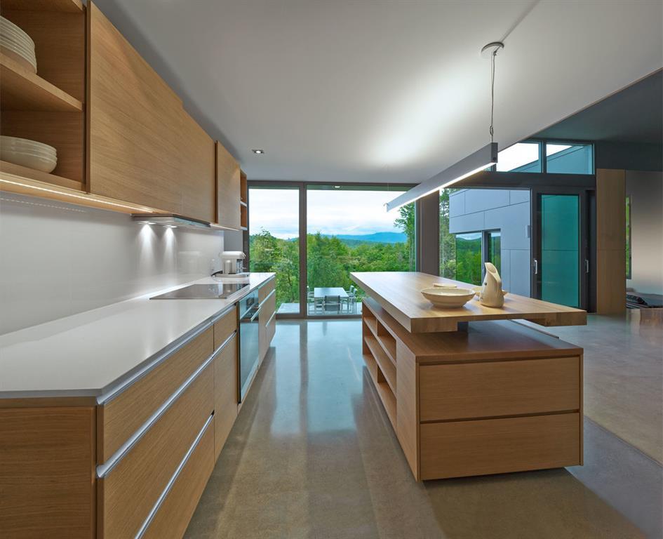 Magnifique Maison Contemporaine Multi Mat Riaux Au Qu Bec