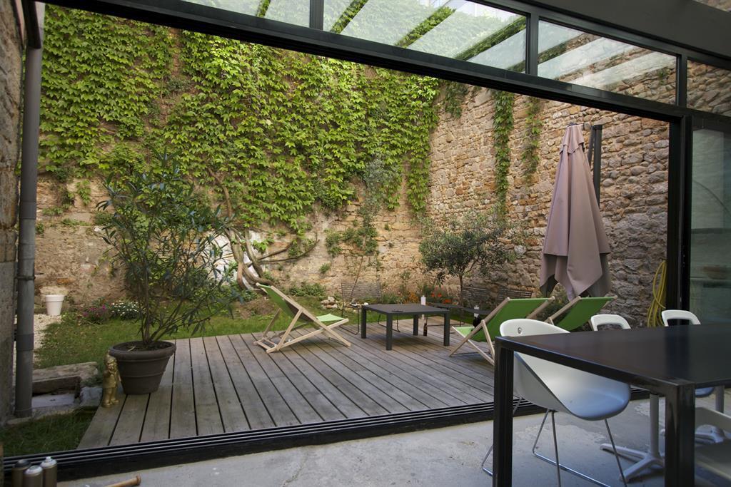Petit jardin de ville newhomeagency photo n 14 domozoom for Petit jardin de ville