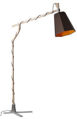 Lampadaire LuXiole H 225 cm - Designheure orange