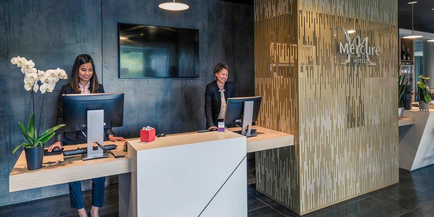 Transformation d'un hôtel Kyriad en Mercure à Nantes Zénith