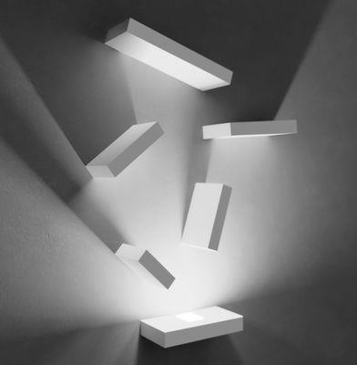 Applique Set LED / Set 6 modules - Vibia blanc en métal