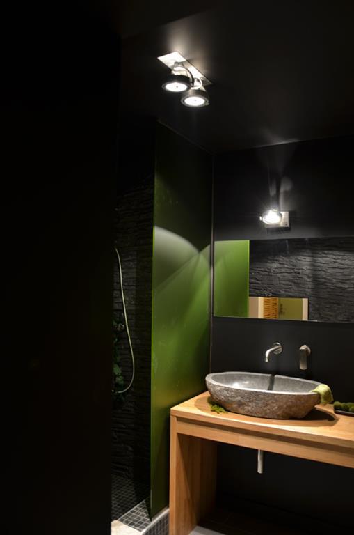 Image Salle de bains ambiance nature LAUREN CREATION