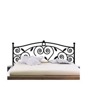 Sticker Tête de lit Ornementale