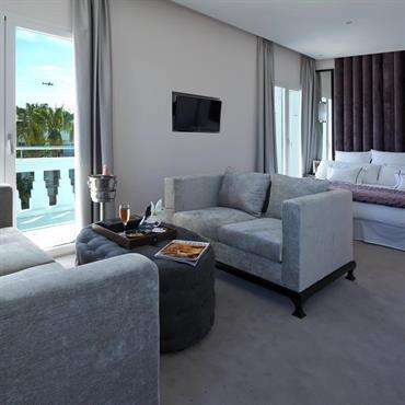 Aménagement d'un hôtel à Ibiza avec du mobilier Viveti  Domozoom