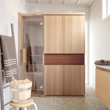 Un espace bien-être chez vous ? C'est possible avec les produits que vous trouverez dans ce catalogue.  Domozoom