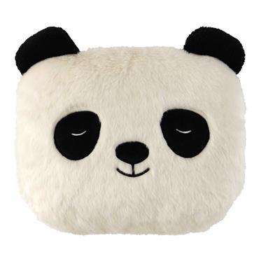 Coussin panda 40x35