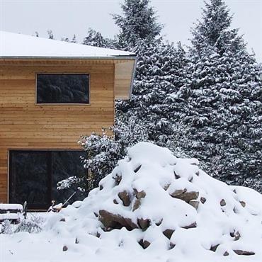 Maison passive Terra Bois en haute vienne  Domozoom