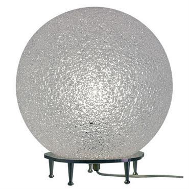 Lampe de sol IceGlobe / Ø 45 cm - Lumen Center Italia
