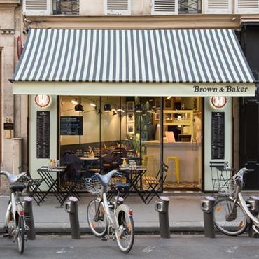 Restaurant Brown & Baker  Domozoom