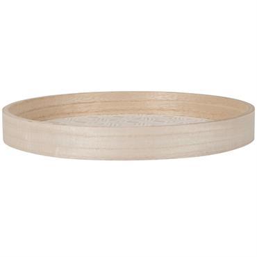 Tapis étoile pur coton gris clair