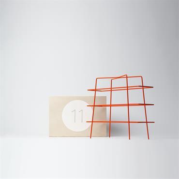 La Designerbox #11 : 'Babylone', la structure décorative imaginée par Harri Koskinen pour Designerbox. Disponible ici : http://bit.ly/1Fmom89   Domozoom