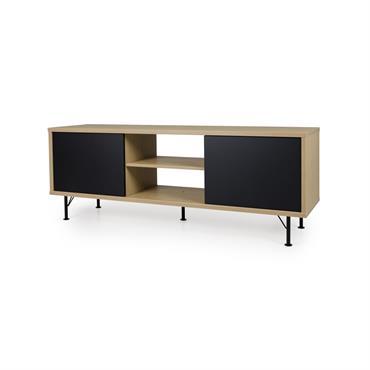 Meuble TV moderne 164cm ALEC