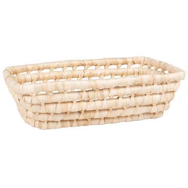 Corbeille en fibre de maïs
