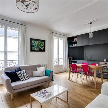 pi ces vivre modernes id e d co et am nagement pi ces vivre modernes domozoom. Black Bedroom Furniture Sets. Home Design Ideas