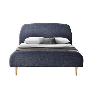 A la recherche d'un cadre de lit simple et à la mode ? Le cadre de lit scandinave Sandvik Tissu et son style nordique ajoutera une petite touche sympathique à ...