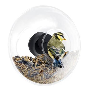 Mangeoire à oiseaux Small / Pour fenêtre - Ø 14 cm