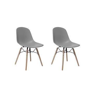 2 chaises s FANNY