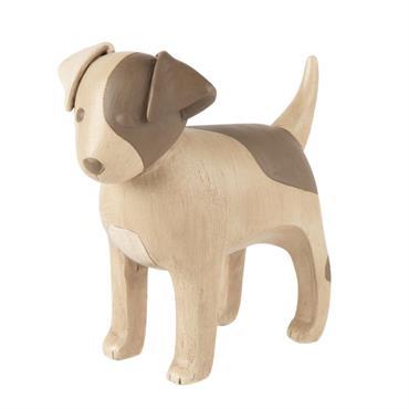Statuette chien H12