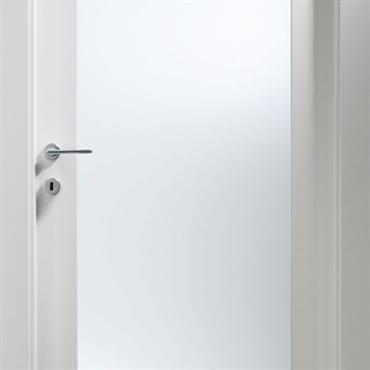 Chaque porte avec des vitrages trempés offre un effet agréable du point de vue esthétique : elle sépare les pièces ... Domozoom