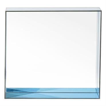 Miroir mural Only me / L 50 x H 50 cm