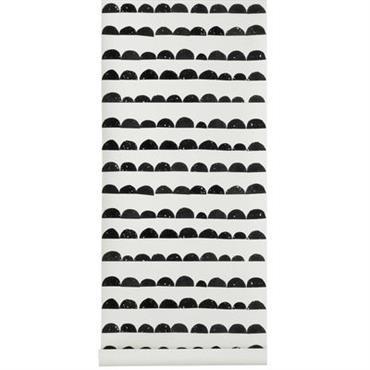 Papier peint Half Moon / 1 rouleau - Larg 53 cm