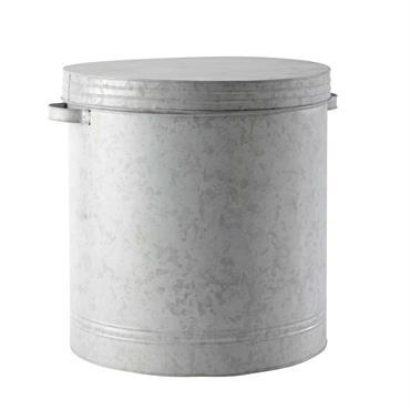 Poubelle métal Suzon