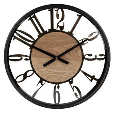 Horloge bicolore D60