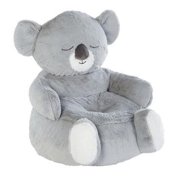 Fauteuil koala gris